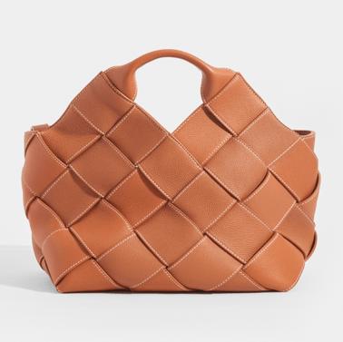 April 2021 Newsletter Loewe Woven Bag rental Cocoon Club