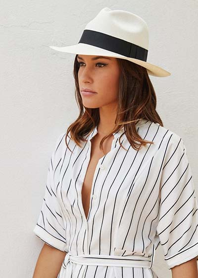 Best Fairtrade Hats and Hair Accessories Pachacuti Panama Hat