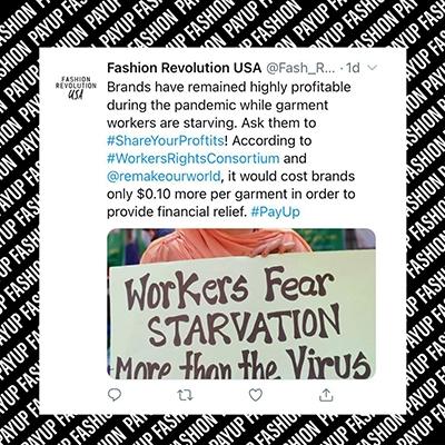 On International Women's Day, Honour Female Garment Workers Remake Instagram