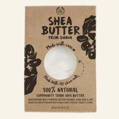 Nourishing Shea Butters From Ghana The Body Shop