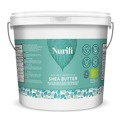 Nourishing Shea Butters Nurifi