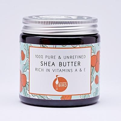 Nourishing Shea Butters Laughing Bird