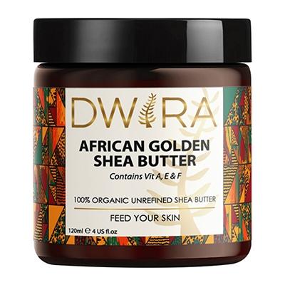 Nourishing Shea Butters African Golden Shea Butter Dwira