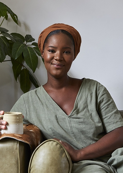 Sustainable Homeware for Spring Africa Daley Clarke Aerende