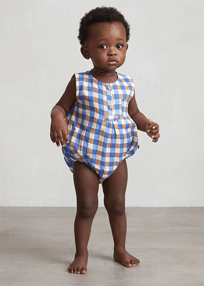 10 Questions for Kids O'Clock Founder Laura Roso Vidrequin Ouef NYC Preloved Romper