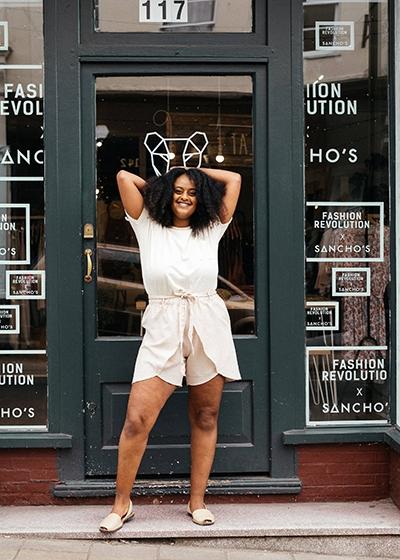 Sustainable Online Fashion Boutiques Sanchos