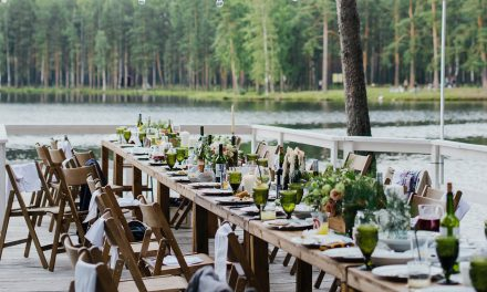 Something Green – 10 Tips For Planning A Sustainable Wedding Day