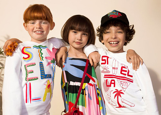 10 Questions for Kids O'Clock Founder Laura Roso Vidrequin Stella McCartney Kidswear