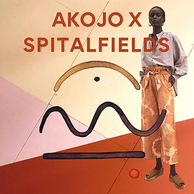 June 2021 Newsletter Akojo Market Spitalfields market Pop Up Shop