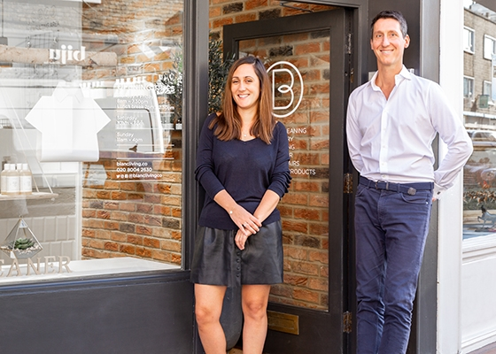10 Questions for Ludovic Blanc Founder of Blanc Mathilde Blanc Co Founder