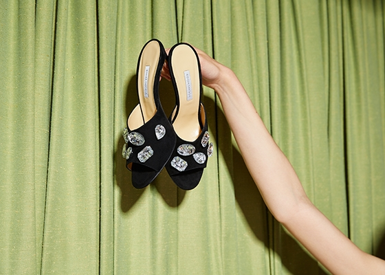 Made to order Shoes: The Sustainable Footwear To Invest In Bionda Castana Bianca Mules