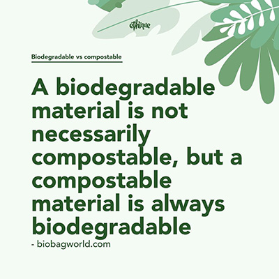 The Truth About Biodegradable and Compostable Beauty Products Ethique Biodegradable definition, compostable definition