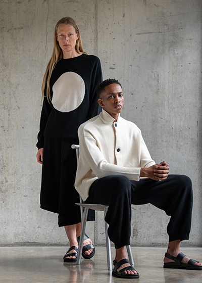 10 Questions for Oyuna Tserendorj OYUNA Cashmere EARTH Collection Unisex