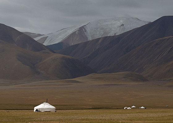 10 Questions for Oyuna Tserendorj OYUNA Cashmere Mongolian Landscape