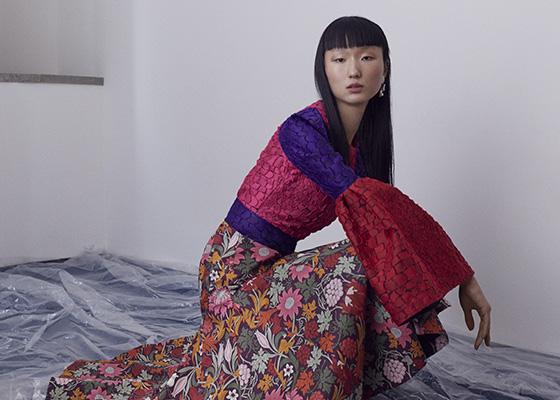 Fashion Crush Teatum Jones Bella Dress Liberty London Fabric Print ReLove Part 2