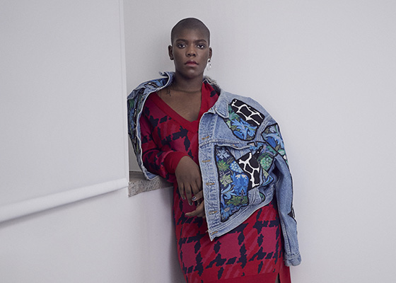 Fashion Crush Teatum Jones Upcycled Denim Mary's Living and Giving Shop Liberty London Fabric Print ReLove Part 2