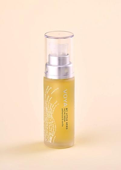 Seaweed Skincare - The Sustainably Sourced Wonder Ingredient Voya Facial Serum