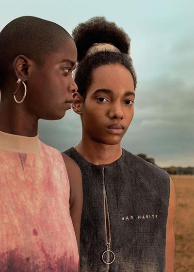 10 Questions for Bad Habits Founder Porscha Hill Gender Neutral cotton vest