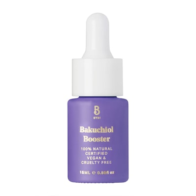 How To Reduce Dark Circles Under Your Eyes Naturally Bakuchiol Booster Bybi