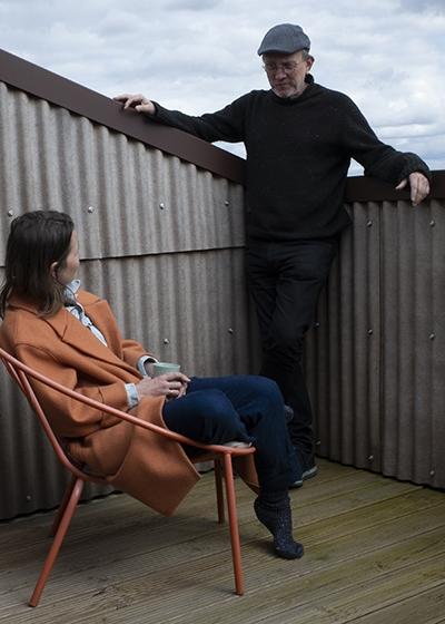 Fashion Crush: Ally Capellino x Margent Farm, Fawnda Denham and Steve Barron