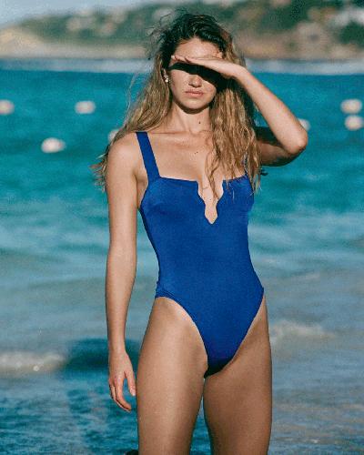 Stylish One Piece Swimsuits Fisch Rajalin One Piece