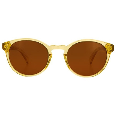 Bird Eyewear Kaka Honey Yellow Colourful Sunglasses For Summer