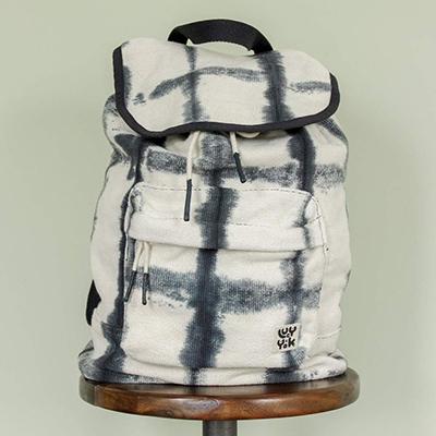 July 2021 Newsletter Lucy & Yak Tie Dye Backpack