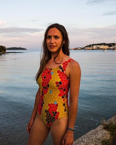 Stylish One Piece Swimsuits More Than Swim