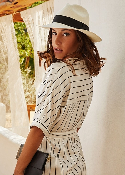 Ethically Made Summer Hats Pachacuti Panama Hat