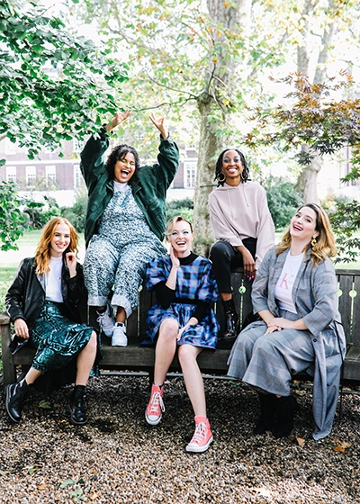 The Rise and Rise Of Clothes Swapping Nuw App Community - Photography Abbie Roden