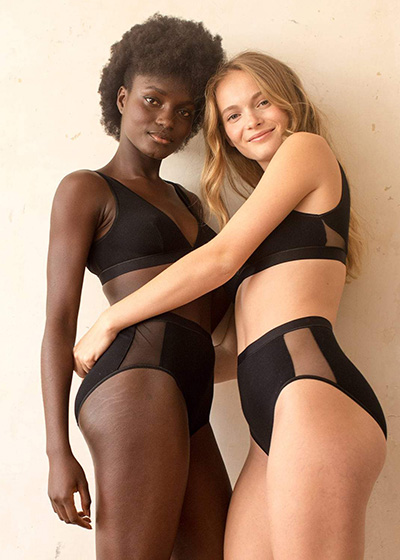10 Questions for Aequem Olly Lingerie