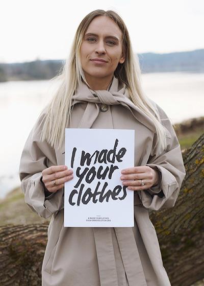 10 Questions for Aequem Reda Paula I Made Your Clothes
