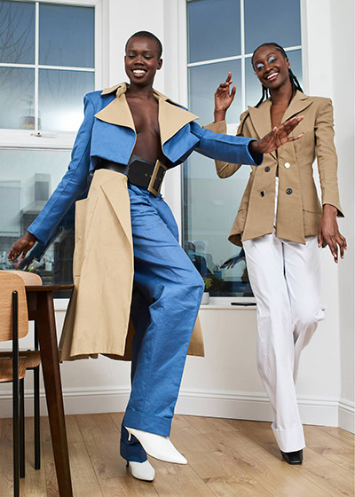 Gender Neutral Fashion With Purpose Aissata Ibrahima