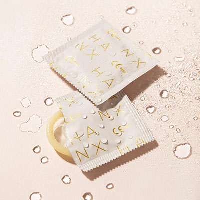Sexual Health Awareness Week Sustainable Sex products Hanx Natural Condoms