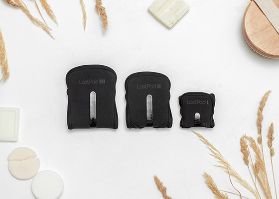 10 Questions for LastObject Founder Isabel Aagaard LastPad Reusable Sanitary Pad three sizes