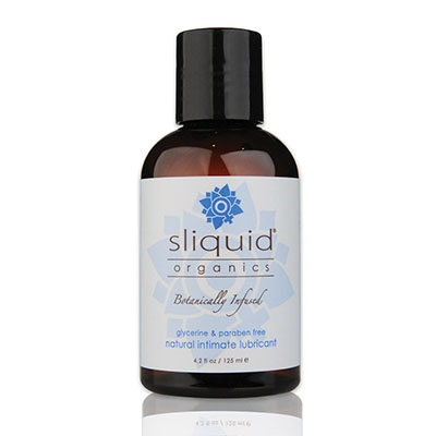 Sexual Health Awareness Week Sustainable Sex products Sliquid Organics Natural Intimate Lubricant