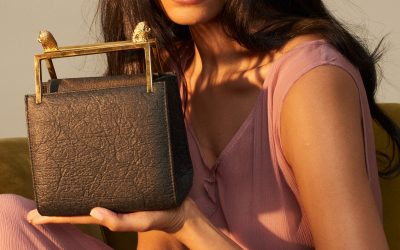 Plant Based Leather Alternative Handbags