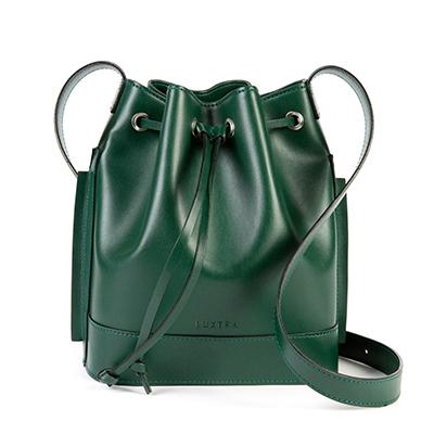 Plant Based Leather Alternative Handbags Luxtra Bucket Bag Appleskin